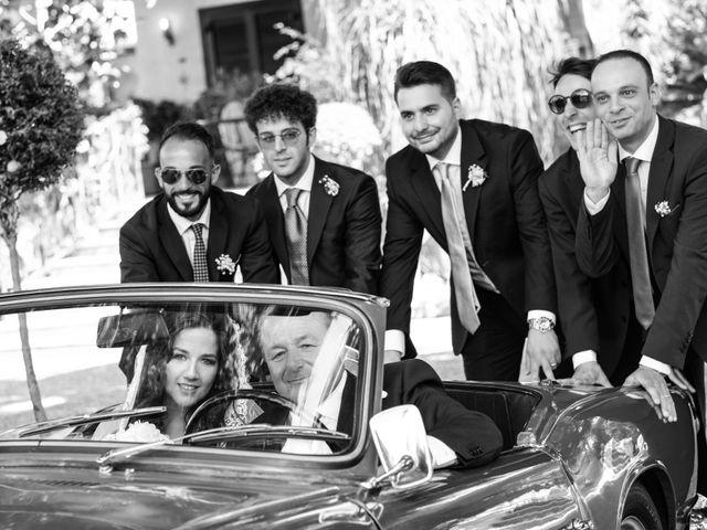 Il matrimonio di Giuseppe e Nadia a Santa Flavia, Palermo 8