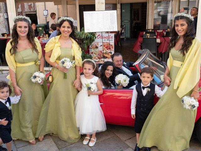 Il matrimonio di Giuseppe e Nadia a Santa Flavia, Palermo 9