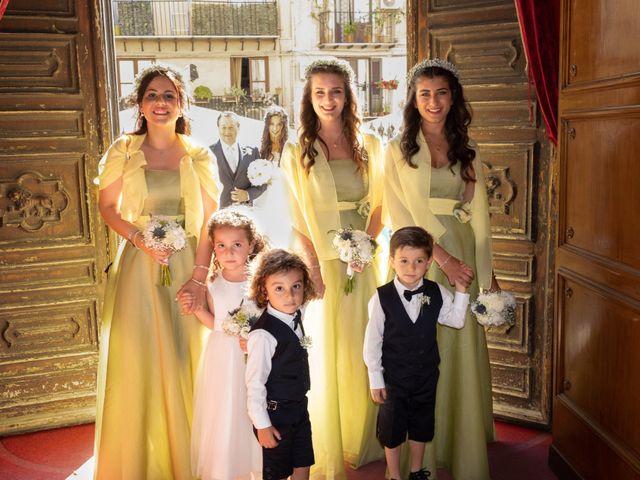Il matrimonio di Giuseppe e Nadia a Santa Flavia, Palermo 10