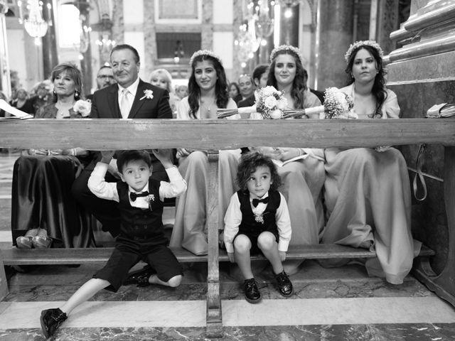 Il matrimonio di Giuseppe e Nadia a Santa Flavia, Palermo 11