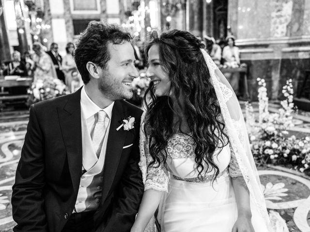 Il matrimonio di Giuseppe e Nadia a Santa Flavia, Palermo 13