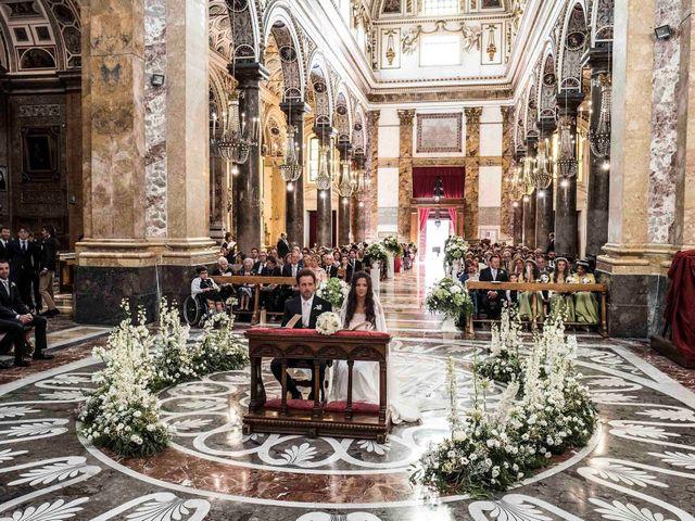 Il matrimonio di Giuseppe e Nadia a Santa Flavia, Palermo 14