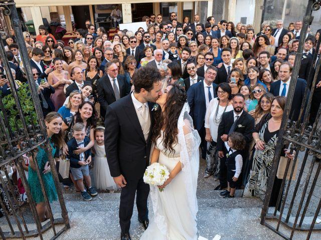 Il matrimonio di Giuseppe e Nadia a Santa Flavia, Palermo 15