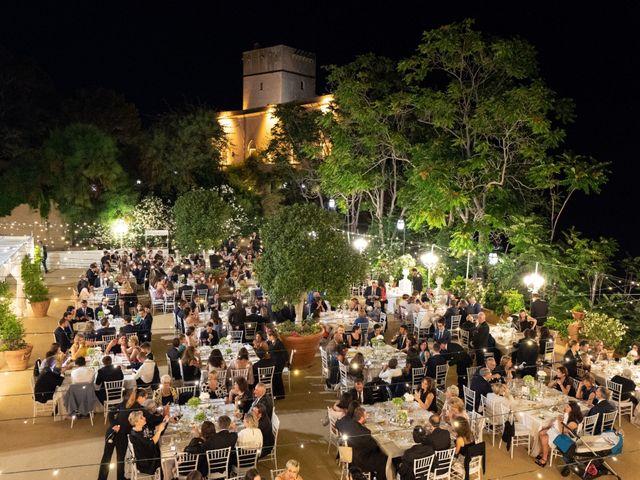Il matrimonio di Giuseppe e Nadia a Santa Flavia, Palermo 19