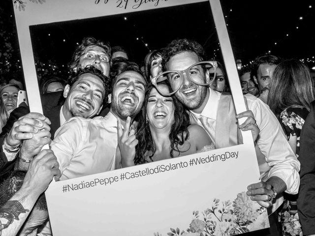Il matrimonio di Giuseppe e Nadia a Santa Flavia, Palermo 21