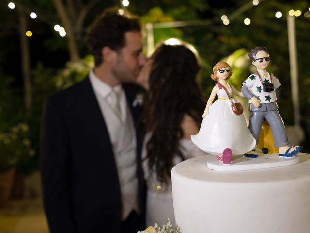 Il matrimonio di Giuseppe e Nadia a Santa Flavia, Palermo 22