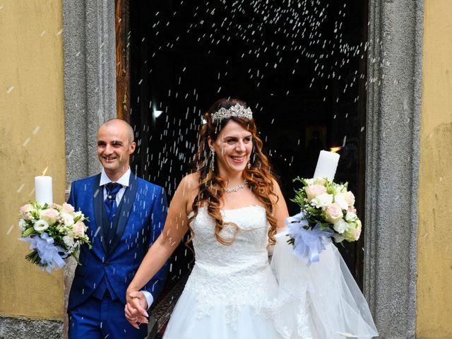 Il matrimonio di Davide e Giorgia a Lecco, Lecco 14