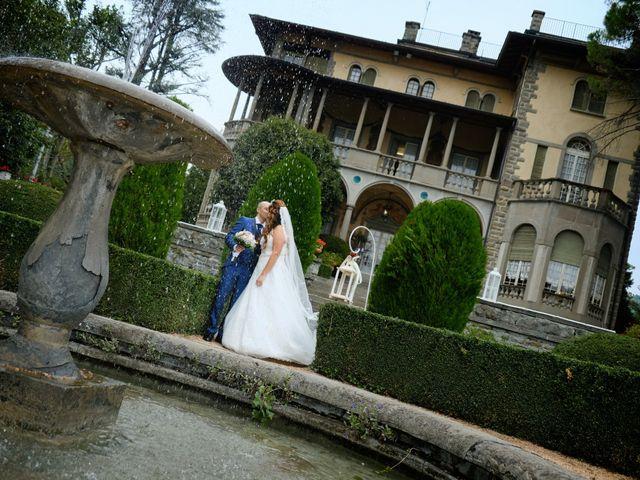 Il matrimonio di Davide e Giorgia a Lecco, Lecco 17