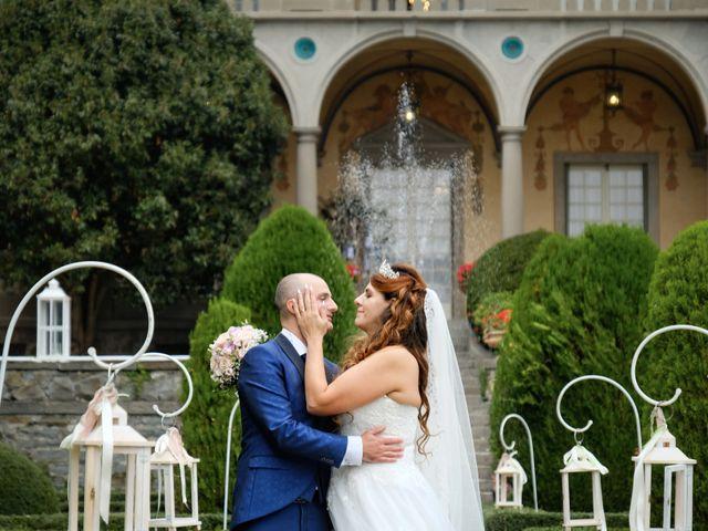 Il matrimonio di Davide e Giorgia a Lecco, Lecco 19