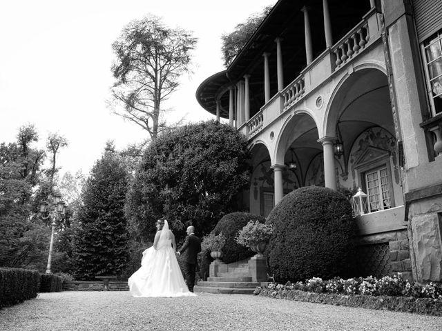 Il matrimonio di Davide e Giorgia a Lecco, Lecco 22