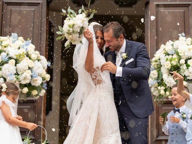 Le nozze di Zaira e Bernard