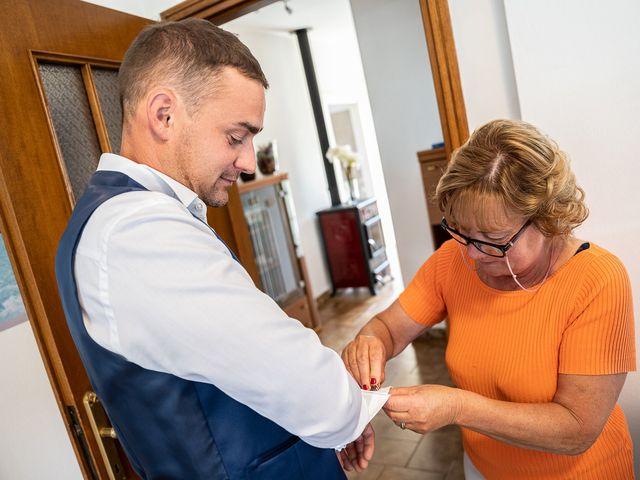 Il matrimonio di Graziano e Francesca a Gravedona, Como 8