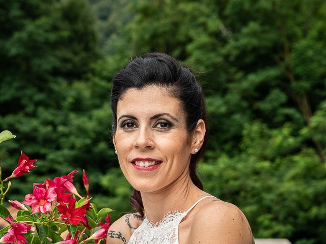 Il matrimonio di Graziano e Francesca a Gravedona, Como 24