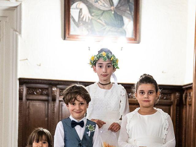 Il matrimonio di Graziano e Francesca a Gravedona, Como 30