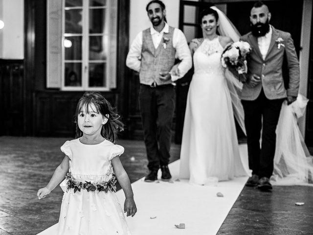 Il matrimonio di Graziano e Francesca a Gravedona, Como 33