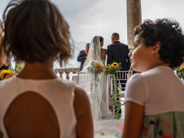 Il matrimonio di Graziano e Francesca a Gravedona, Como 39