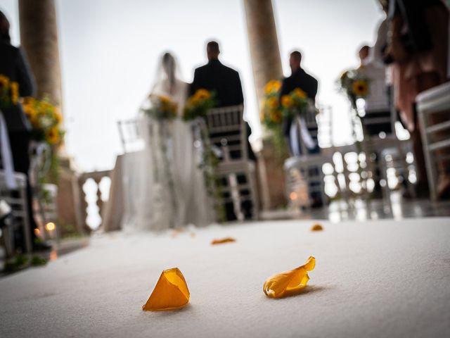 Il matrimonio di Graziano e Francesca a Gravedona, Como 40