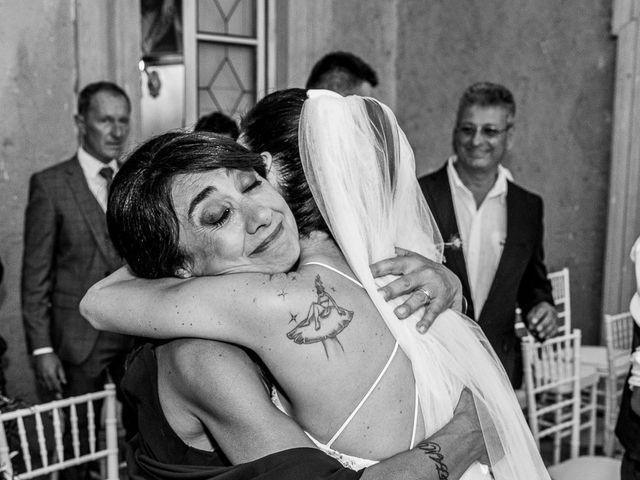 Il matrimonio di Graziano e Francesca a Gravedona, Como 42