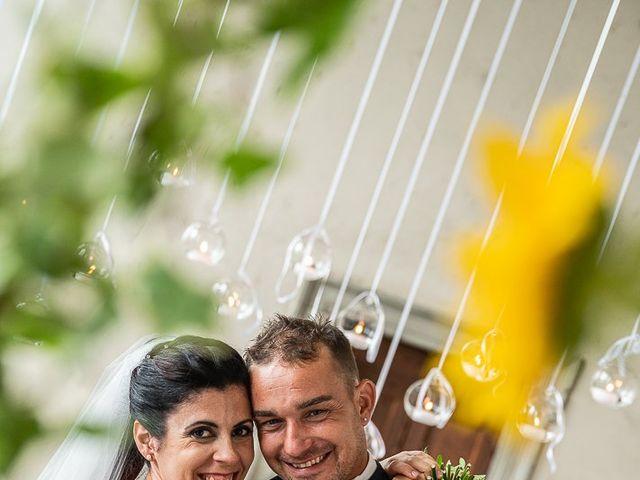Il matrimonio di Graziano e Francesca a Gravedona, Como 49