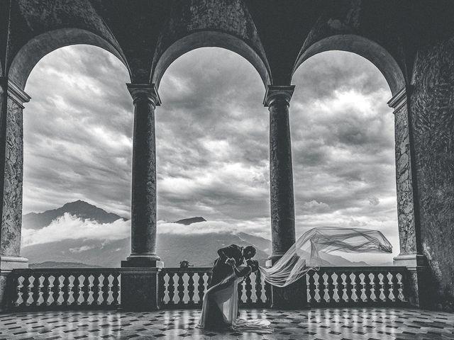Le nozze di Francesca e Graziano