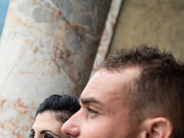 Il matrimonio di Graziano e Francesca a Gravedona, Como 57
