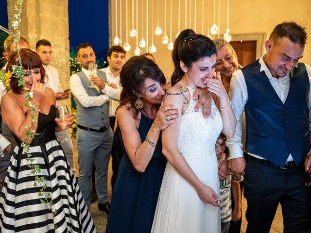 Il matrimonio di Graziano e Francesca a Gravedona, Como 67