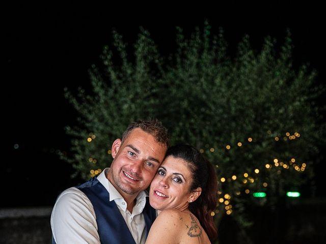 Il matrimonio di Graziano e Francesca a Gravedona, Como 70