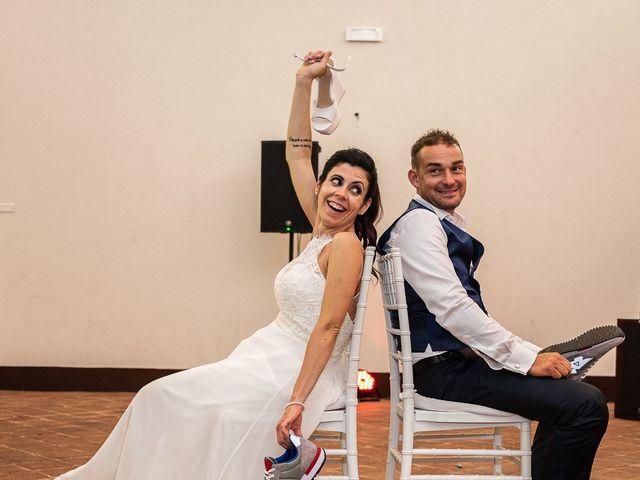 Il matrimonio di Graziano e Francesca a Gravedona, Como 75