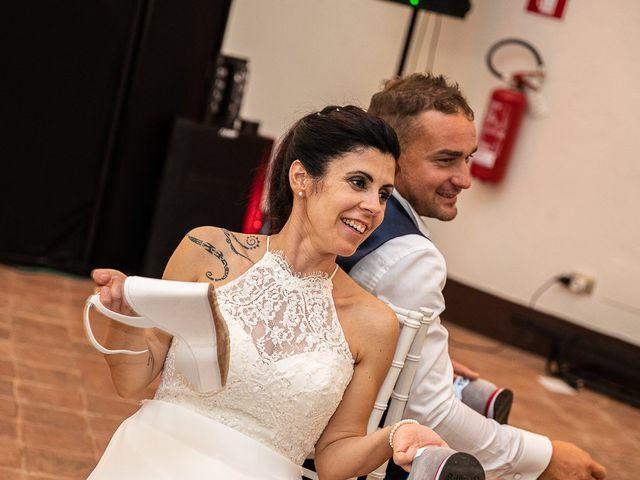 Il matrimonio di Graziano e Francesca a Gravedona, Como 77
