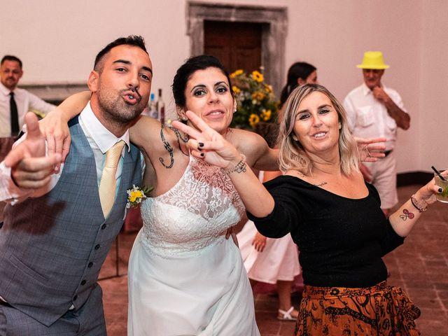 Il matrimonio di Graziano e Francesca a Gravedona, Como 84