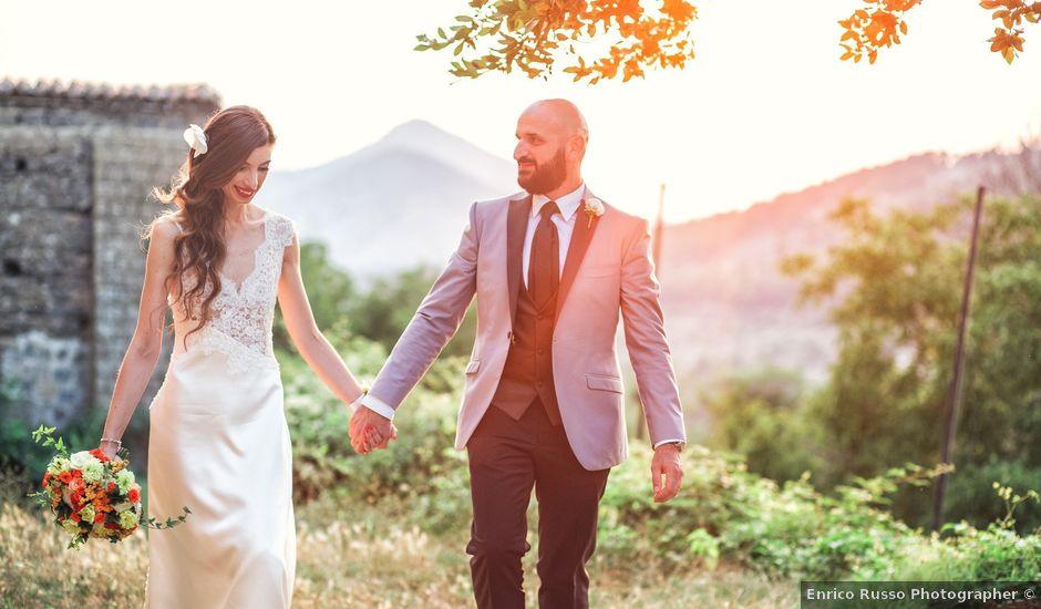 Il matrimonio di Giuseppe e Silvia a Caserta, Caserta