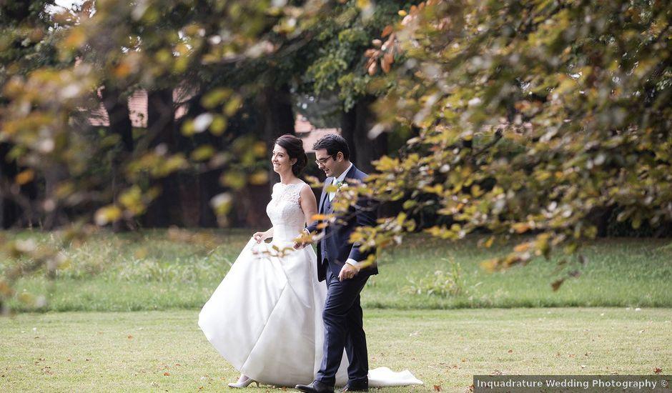 Il matrimonio di Simon e Rossana a Milano, Milano