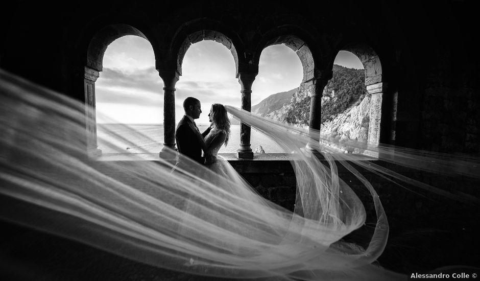 Il matrimonio di Federico e Elisabetta a Viareggio, Lucca