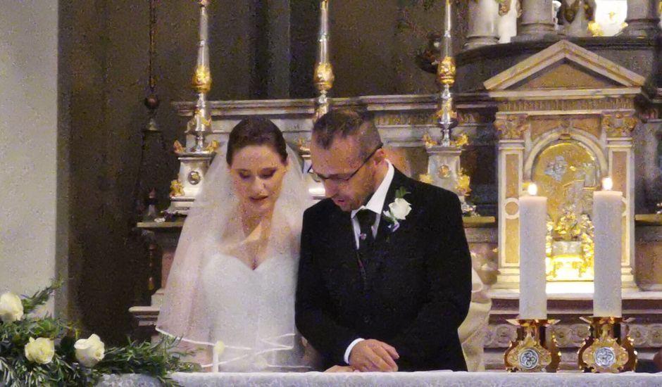 Il matrimonio di Erika e Alessandro a Usmate Velate, Monza e Brianza