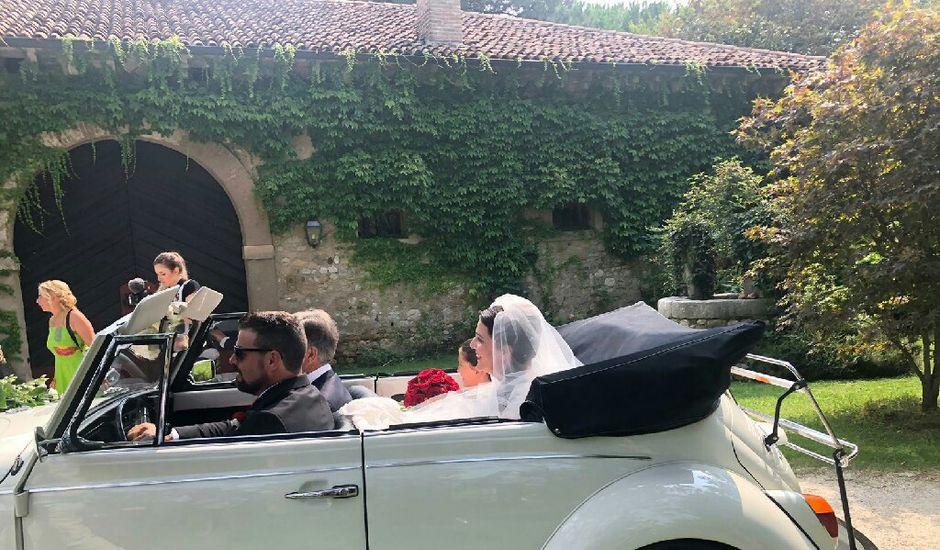 Il matrimonio di Ornella e Gian Giacomo a Godega di Sant'Urbano, Treviso