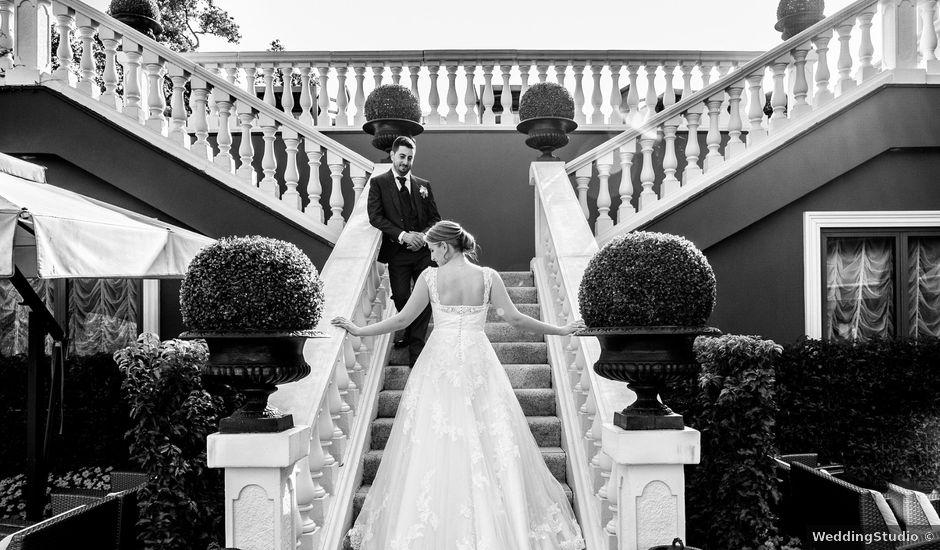 Il matrimonio di Marco e Francesca a Somma Lombardo, Varese