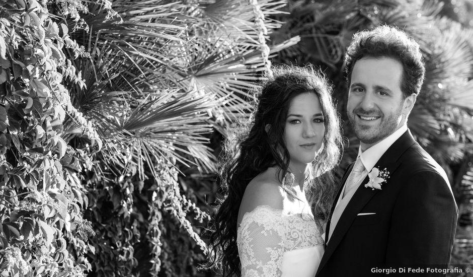 Il matrimonio di Giuseppe e Nadia a Santa Flavia, Palermo