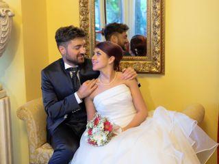 Le nozze di Angelica e Emilio