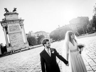 Le nozze di Ilaria e Niccolò