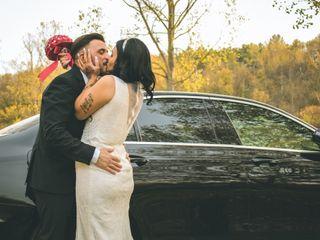 Le nozze di Luana e Savio