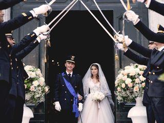 Le nozze di Tracy e Antonio