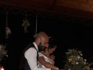 Le nozze di Morena  e Andrea  1