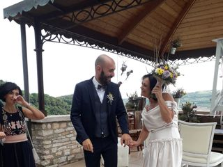 Le nozze di Morena  e Andrea  3