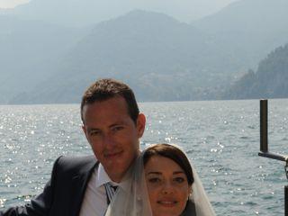 Le nozze di Alessia e Nathan