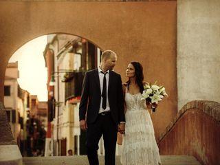 Le nozze di Esmeralda e Sebastian
