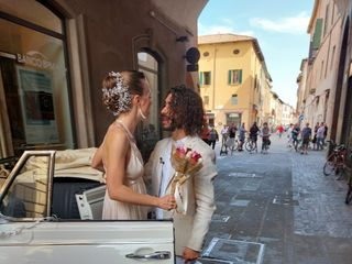 Le nozze di Selene e Francesco 1