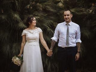 Le nozze di Mihaela e Alessio