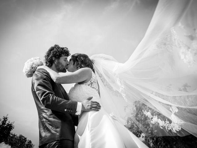 Le nozze di Martina e Ivan