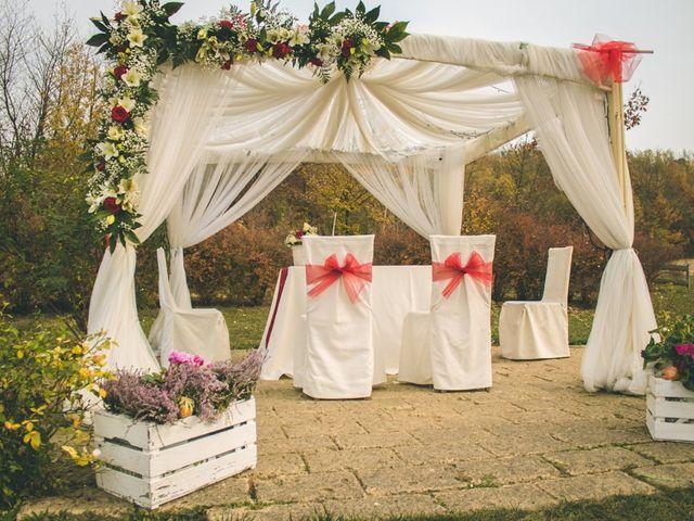Il matrimonio di Savio e Luana a Asti, Asti 28