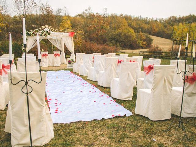 Il matrimonio di Savio e Luana a Asti, Asti 31
